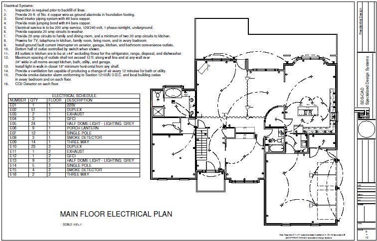 Electrical Floor Plan Plan,Floor.Home Plans Ideas Picture