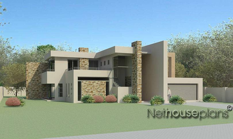 modern double storey house plans images modern double storey on modern double storey house plans pdf - Double Storey House Plans