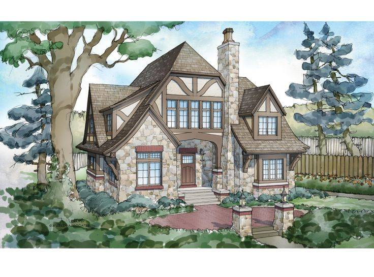 House Plan Code Dhsw Homes Pinterest Tudor House Plans