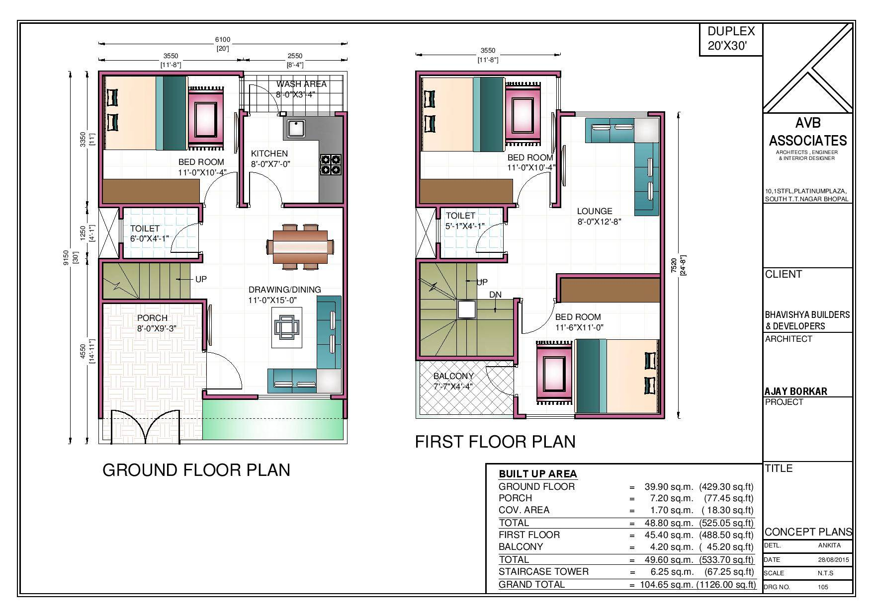 100 Small Row House Plans Fresh Row House