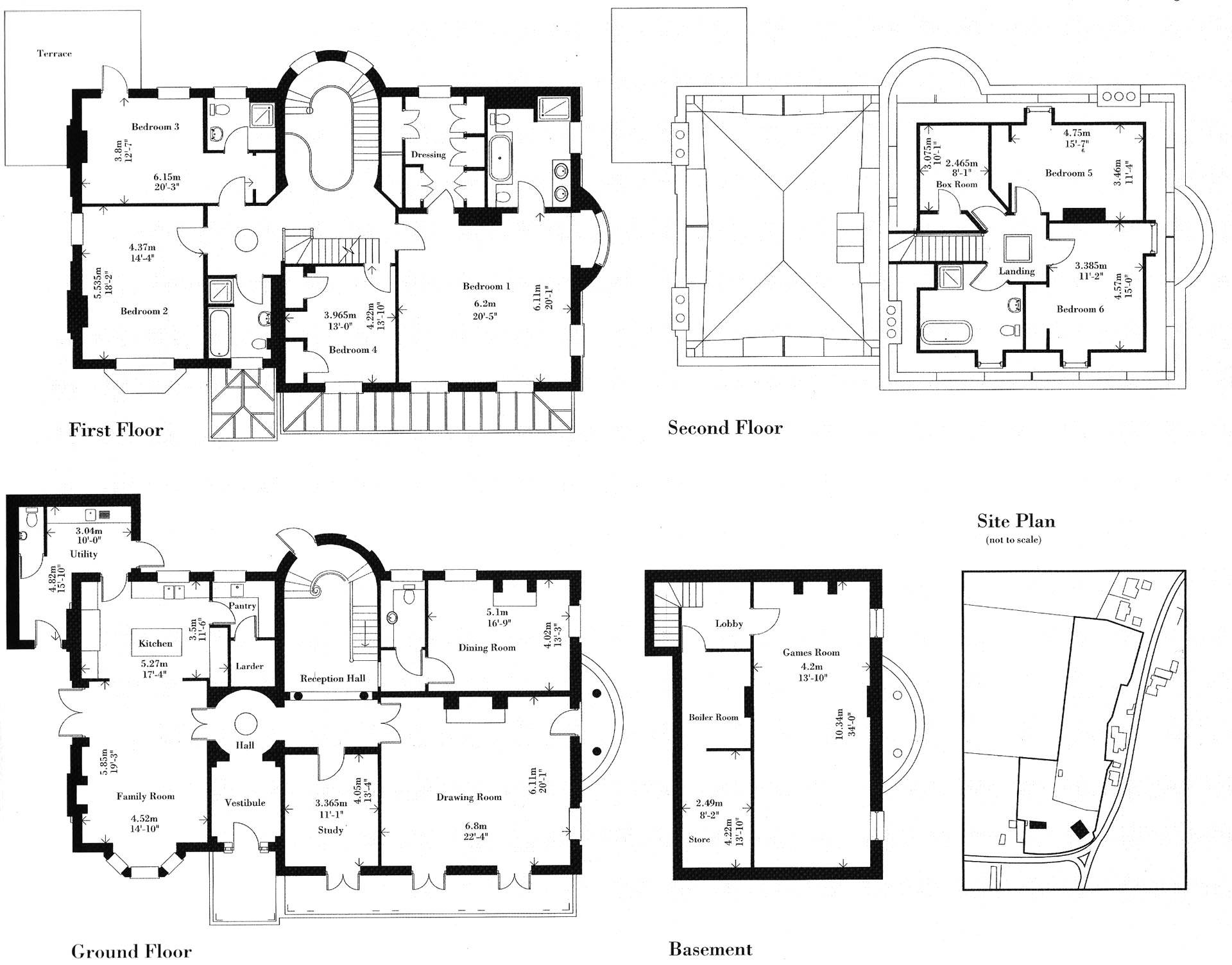 House Planning Pplication New Build Ountry House Plans 16036