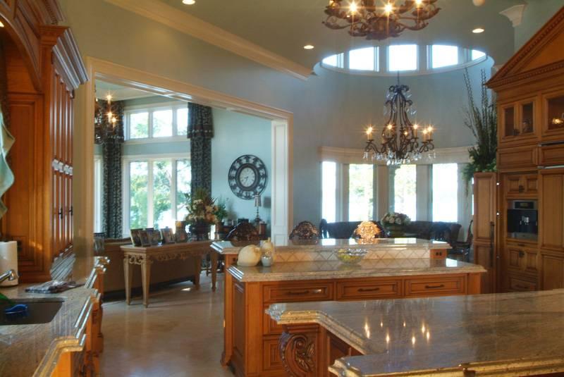 Strange Big Kitchen House Designs Sarkem Net Inspirational Interior Design Netriciaus