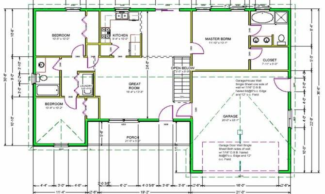Swell Stunning Blueprints House Free Ideas House Plans 67708 Largest Home Design Picture Inspirations Pitcheantrous