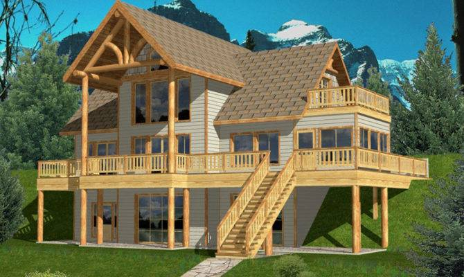 Mountain Lake House Plans House Plans