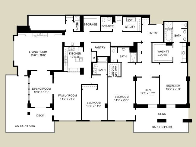 Retirement House Plans Numberedtype