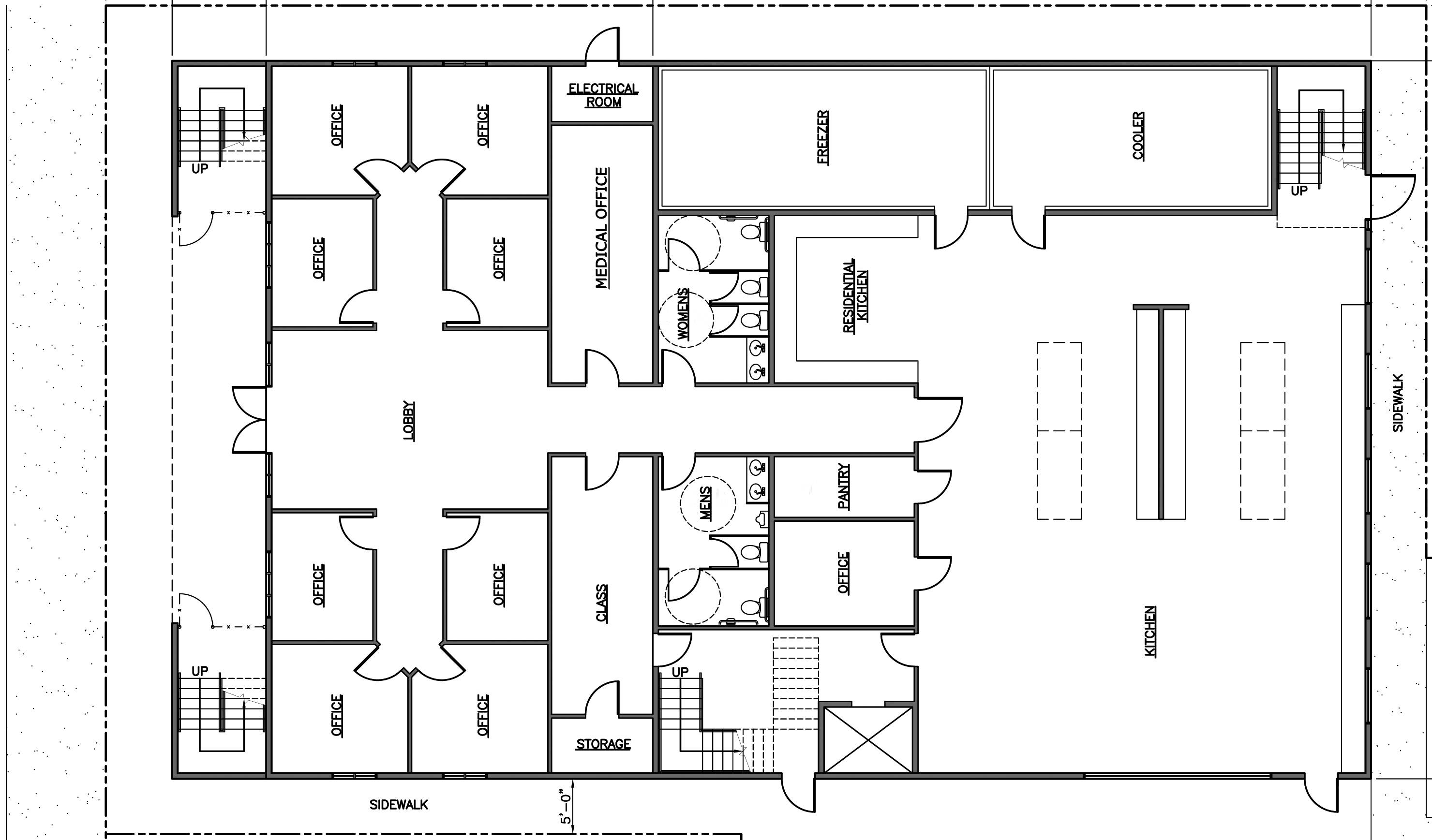 Architect house plans seekan architects house plans for Home architecture floor plans
