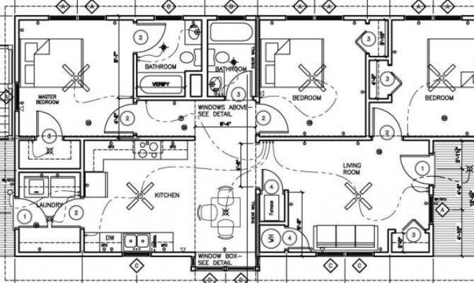 House Plans Home Floor Housing Design Resort 77580 670x400 Commercial Mixed Use Building Plans 5 On Commercial