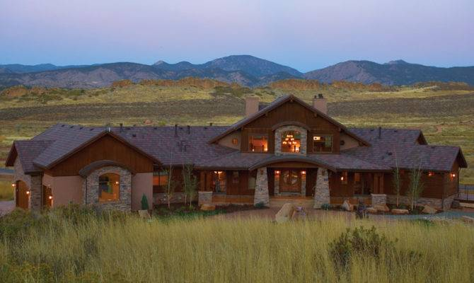 16 Best Rustic Luxury House Plans House Plans