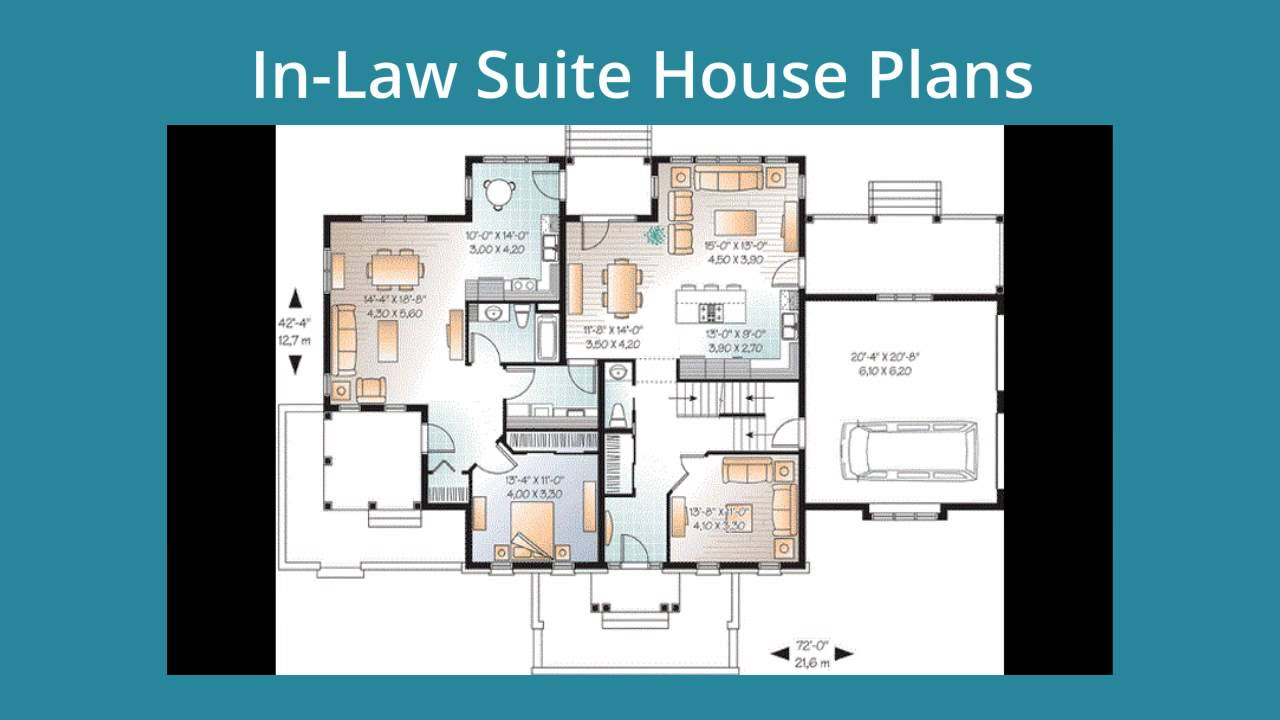 Small Mother In Law House Plans Mother In Law Suites And