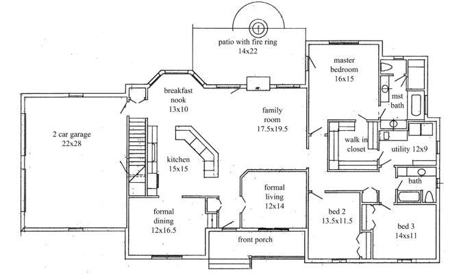 House Plans New Construction Home Floor Plan Greenwood 4418498 670x400 Awesome 19 Images New Construction House Plans