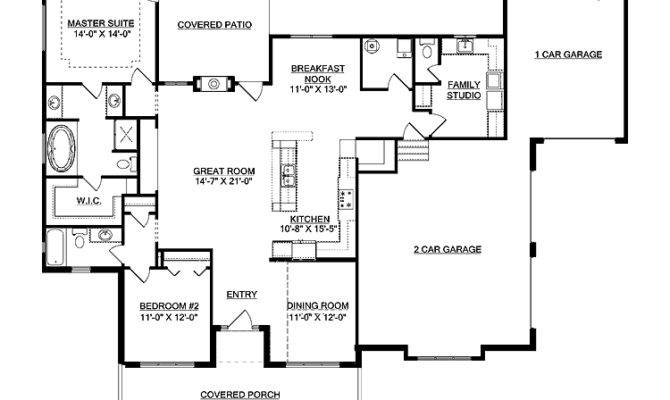 19 Cool Open Floor Plans Small Homes. 19 Cool Open Floor Plans Small Homes   House Plans   1064