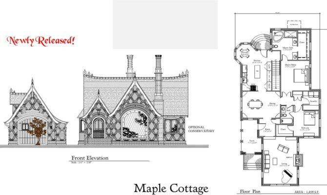 collections of storybook cottage floor plans free home designs - Storybook Cottage House Plans