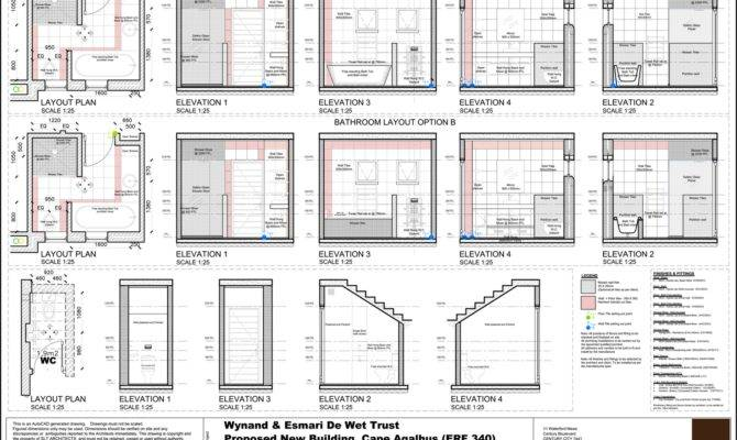 House toilet design layout