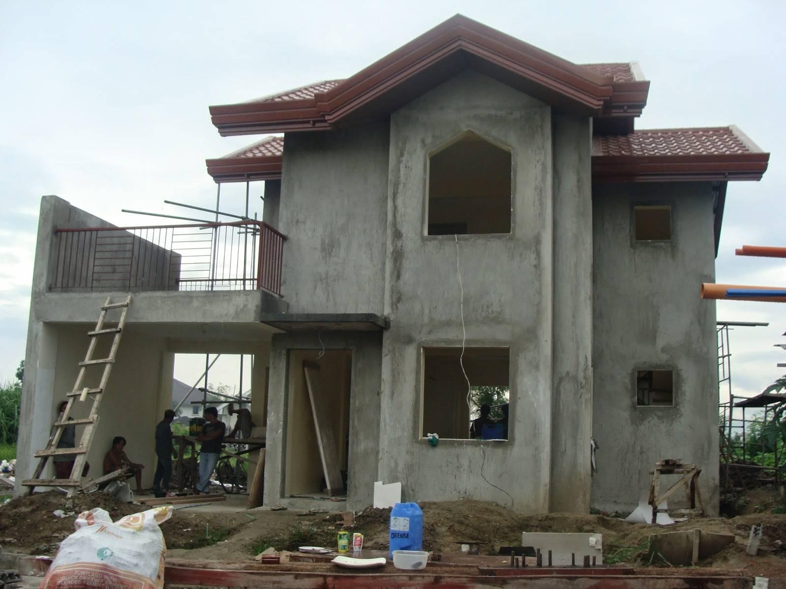 Iloilo sqm house design simple two storey