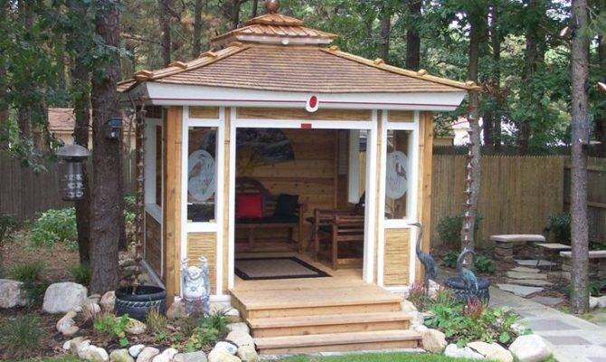 outdoor screen house plans