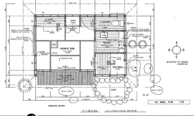 19 Photos And Inspiration Japanese House Plans Free