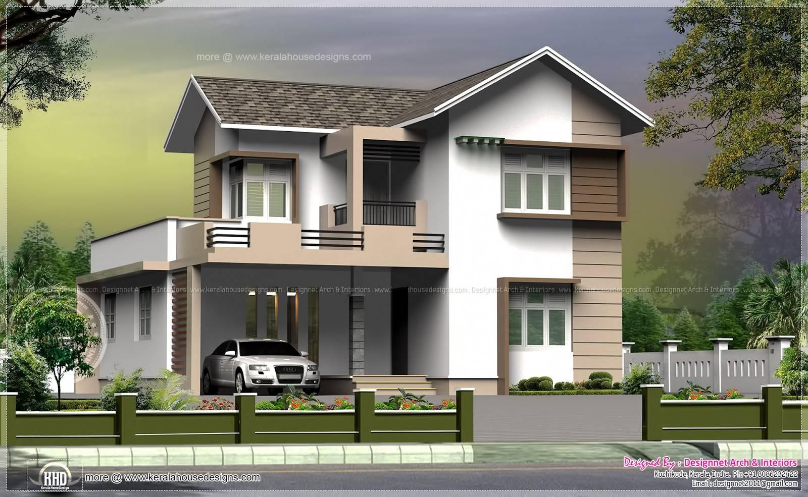 Terrific 22 Amazing Small Villa Design Plan House Plans 71266 Largest Home Design Picture Inspirations Pitcheantrous
