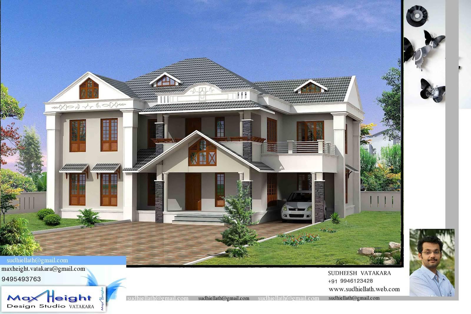Max modern house designs plans house plans 12829