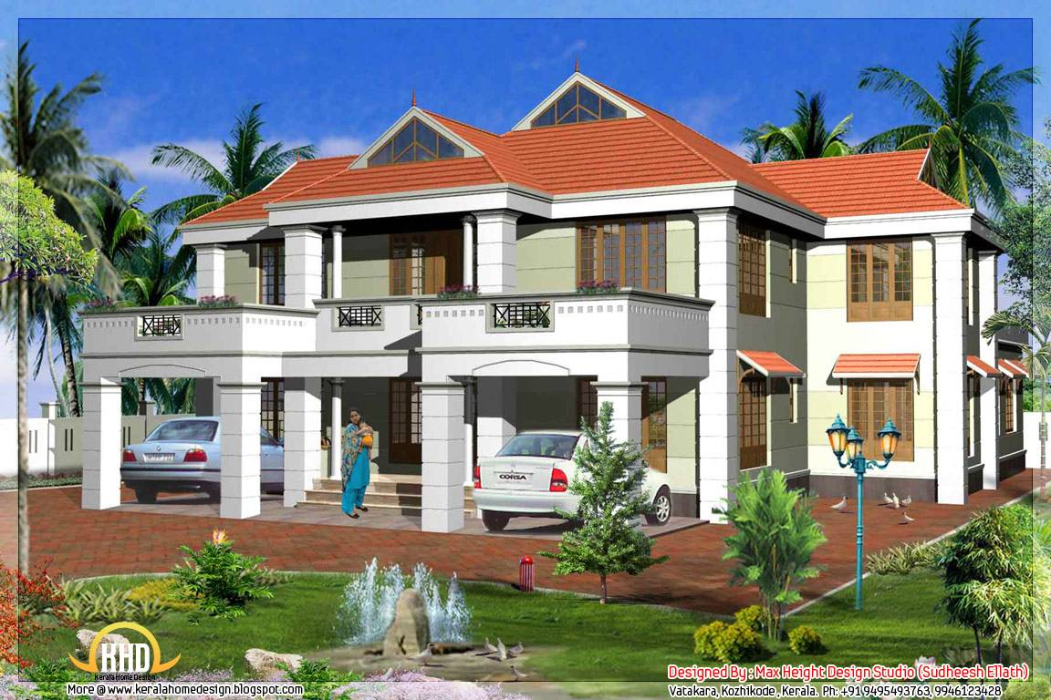 Kerala Model House Elevations Home Design Floor Plans 293331 Kerala Model House Designs House Plans 2017 On