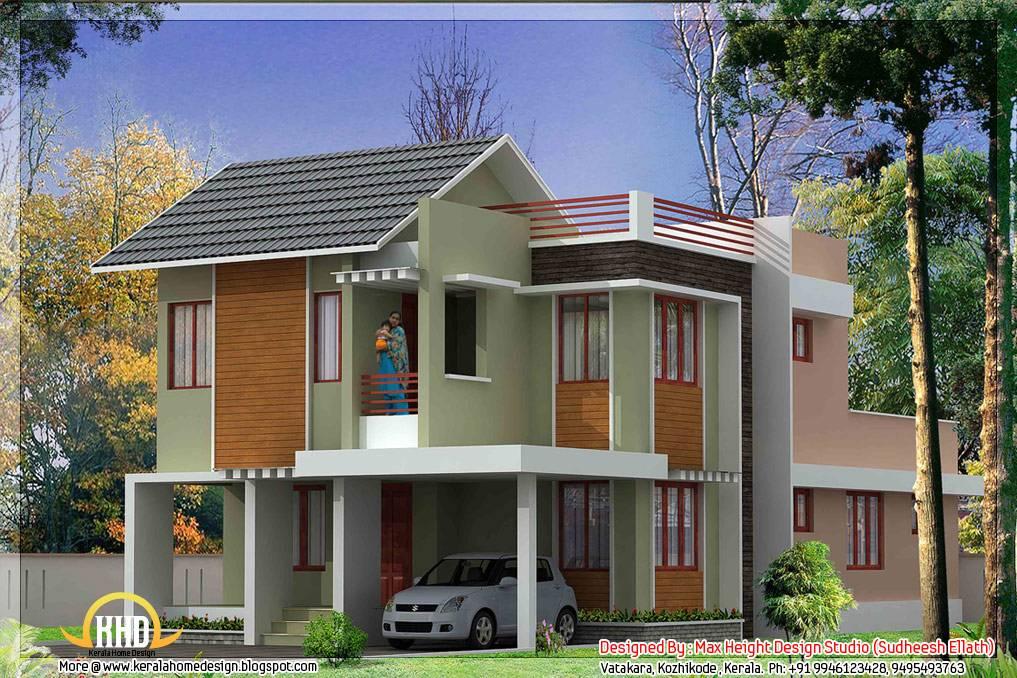 Kerala Style House Models Home Design Floor Plans House Plans