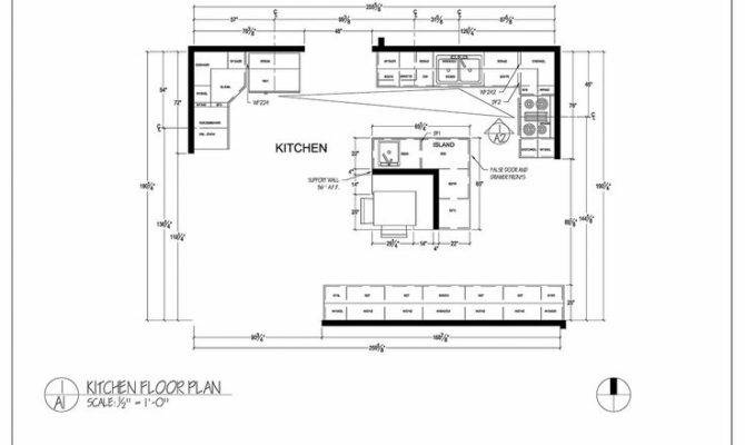 8 surprisingly l shaped kitchen with island floor plans