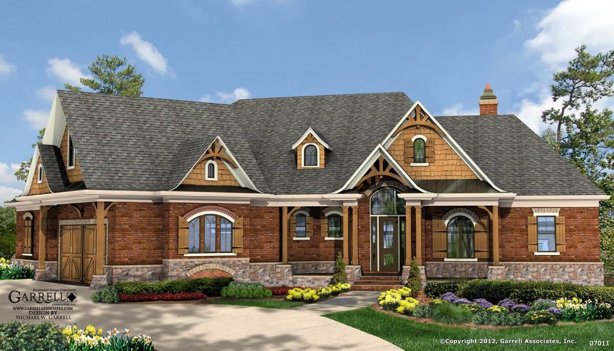 Rustic Lakefront Home Plans Part 89