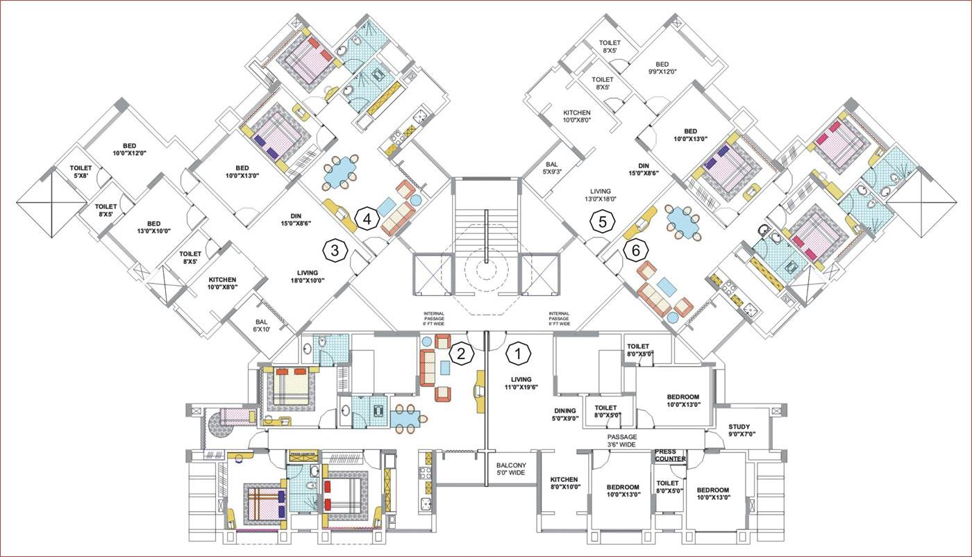 big house floor plans hot girls house plans 75835 - Large House Plans