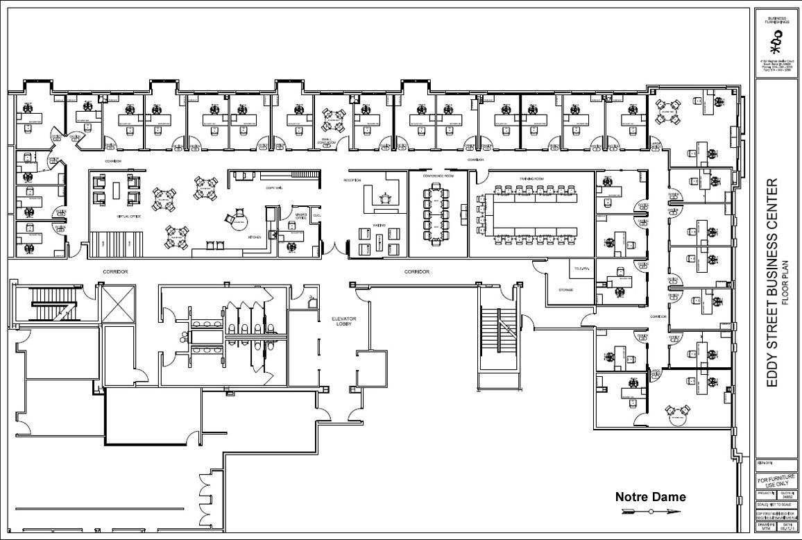 Layout Executive Office Suite Floor Plans House Plans 24684