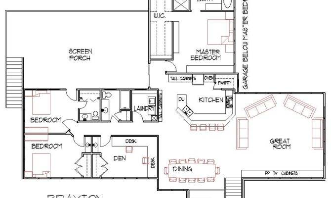 The 23 Best Split Bedroom Floor Plans House Plans 5765