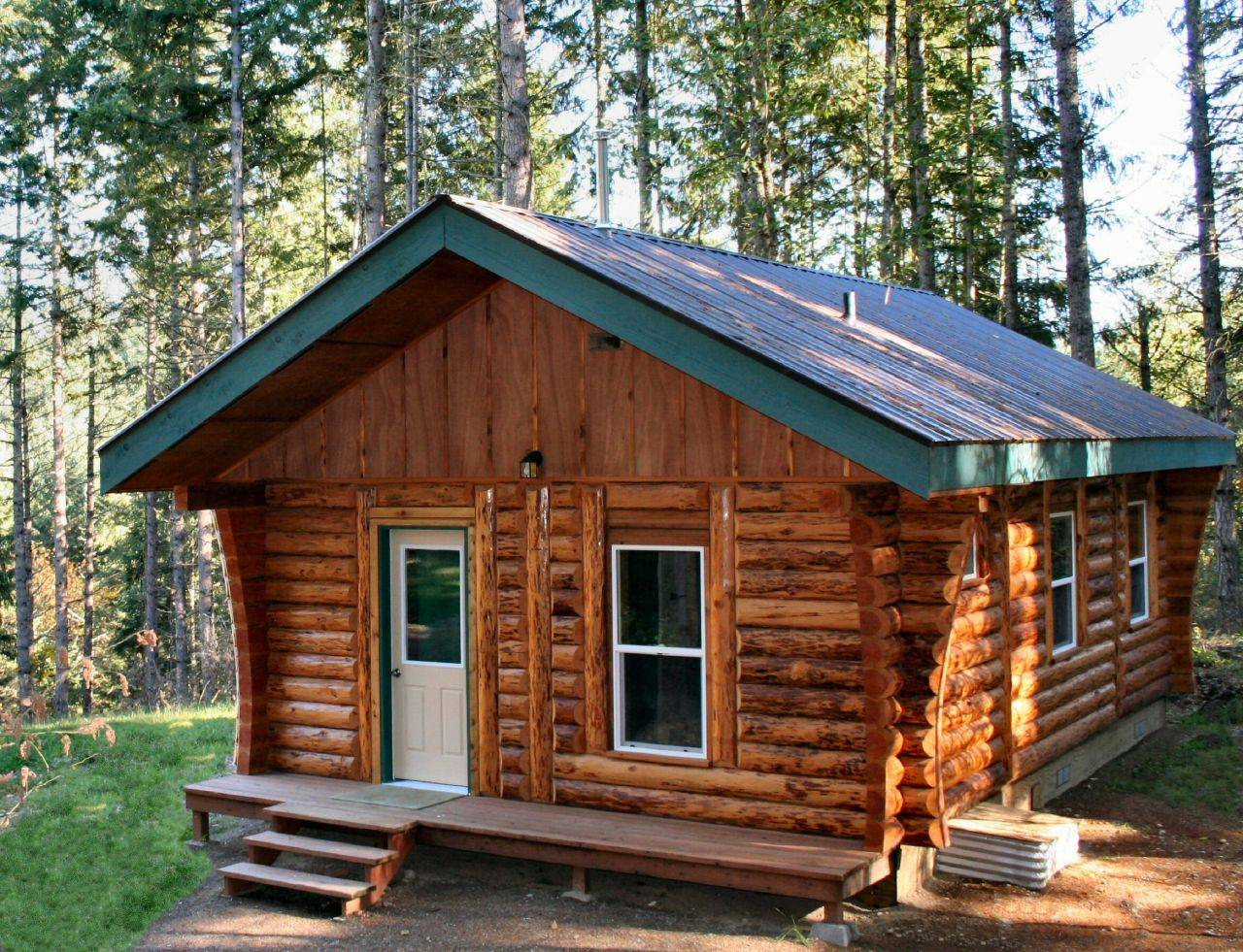 Log Cabins Cascades Camp Conference Center House Plans - Cabin home designs