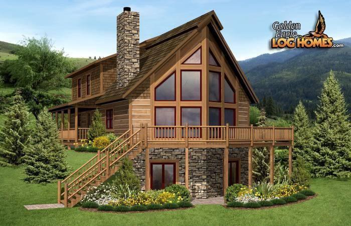 best of 12 images a frame log cabin plans