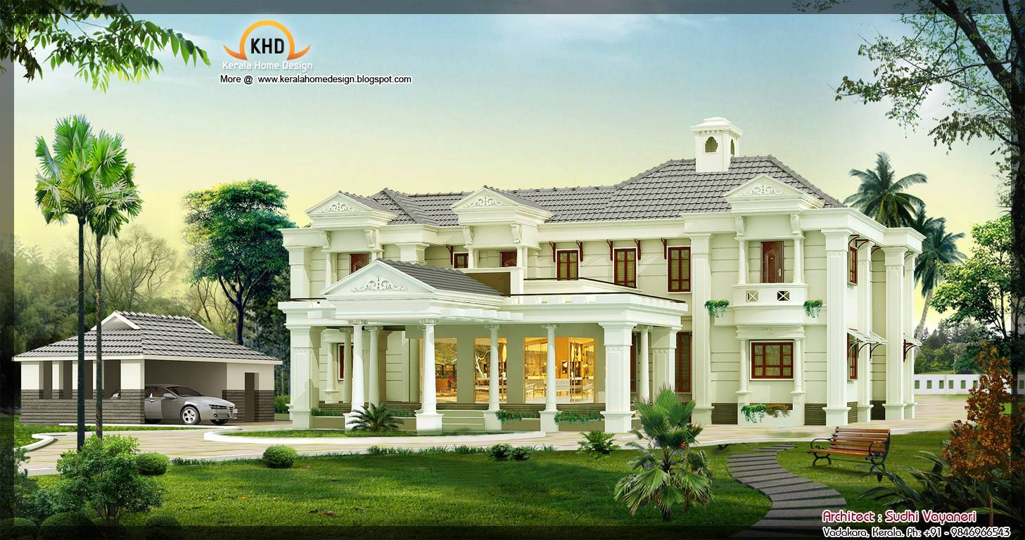 Luxury House Design Home Appliance House Plans - Luxury homes designs