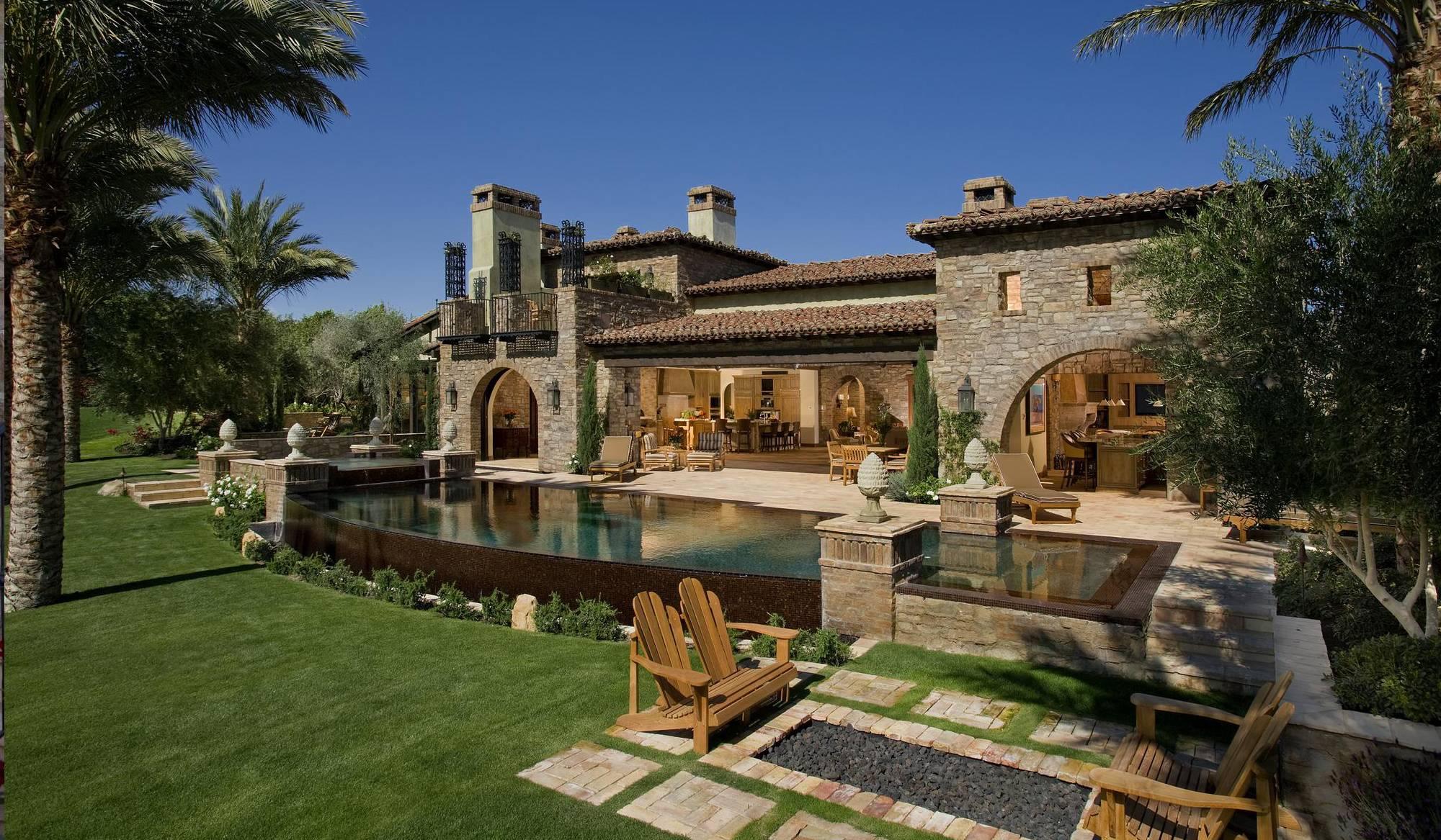 Luxury Stone Homes Eldorado Imagine House Plans 50948