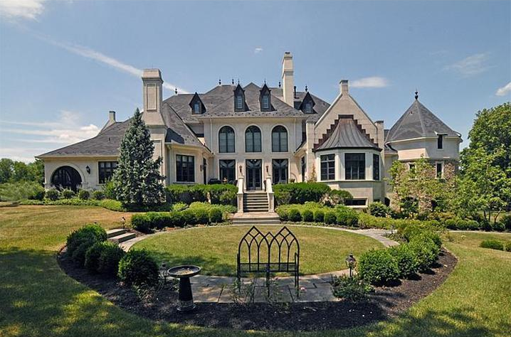 French Style Luxury Homes House Design Ideas