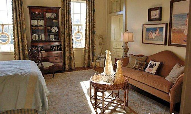 Clic Elegance Master Bedroom Decorating Ideas Southern Living