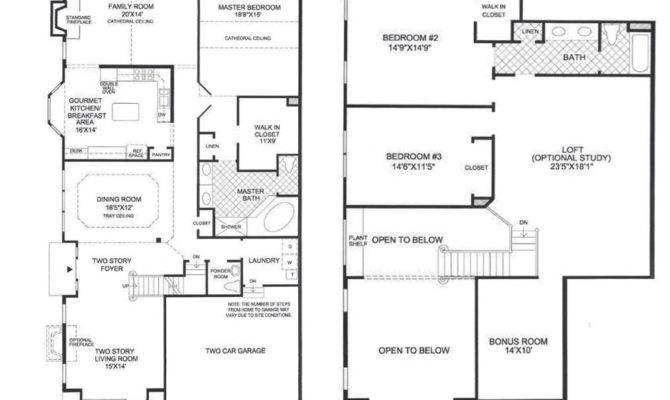 Inspiring House Plans With 2 Master Suites On Main Floor Photo