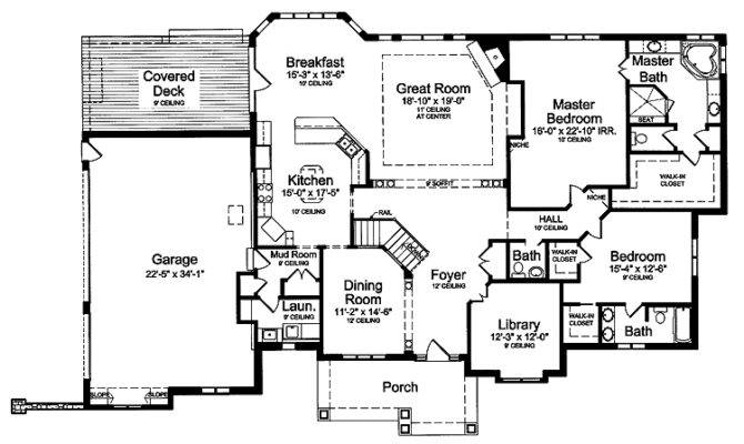 24 best photo of one story floor plans with two master house plans with two master suites one floor house plans