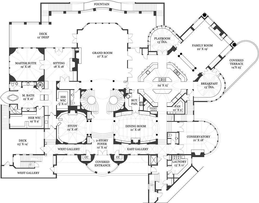 Medieval Castle Floor Plans Designs Plan Frompo House Plans 39603