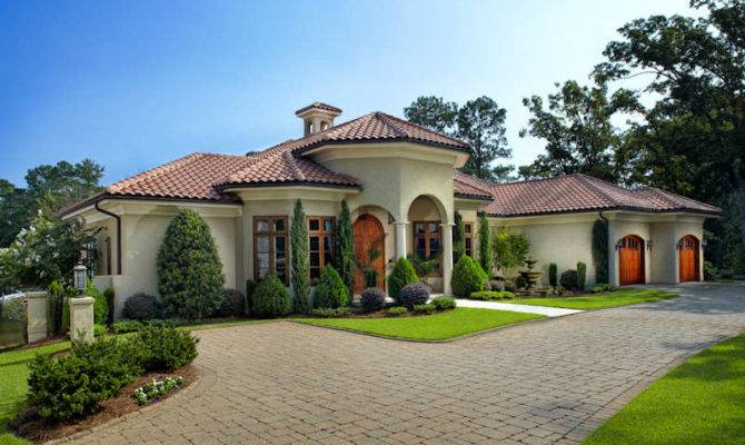 Mediterranean Spanish Style Homes For Sale