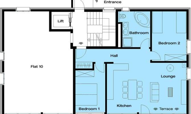 Shop With Apartment Plans Ideas House Plans 59120