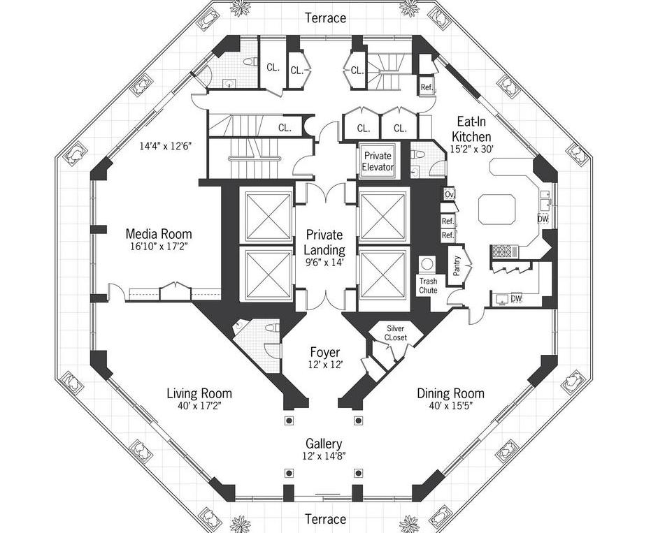 design octagon house - house design