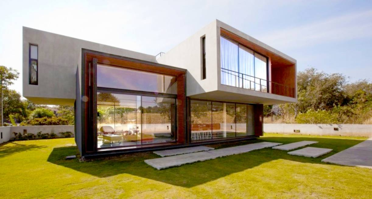 modern house design architects Modern House