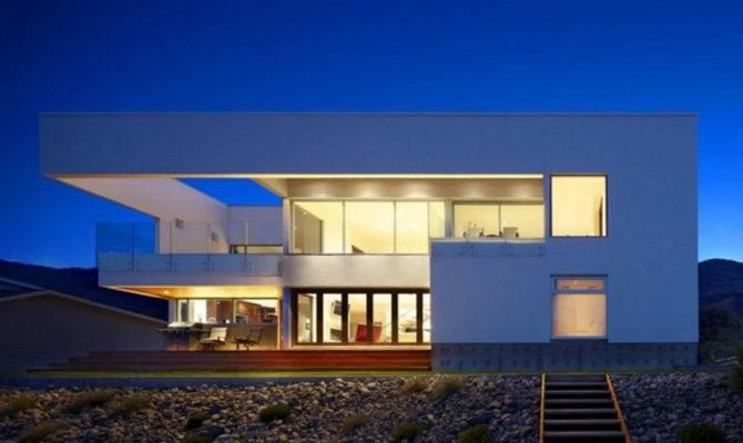 19 Beautiful Modern Beach House rchitecture - House Plans 69497 - ^
