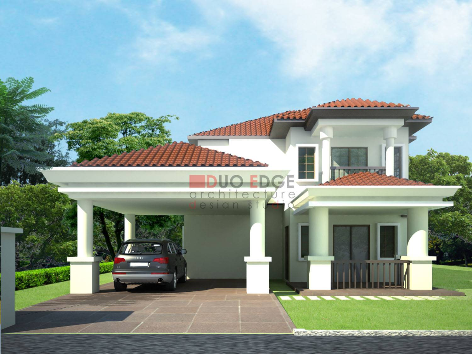 Best bungalow designs in the world modern house for Best home designs
