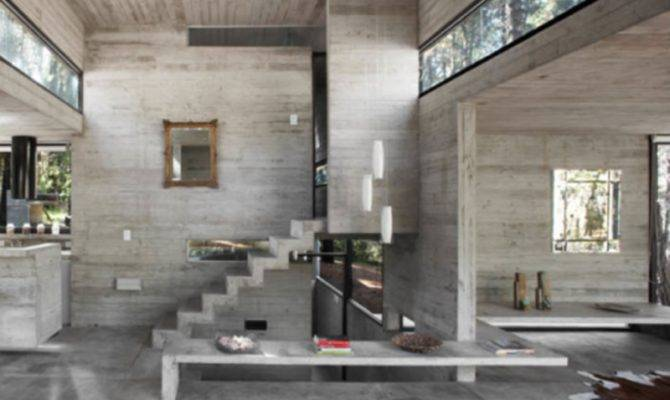 Concrete Modern House Designs