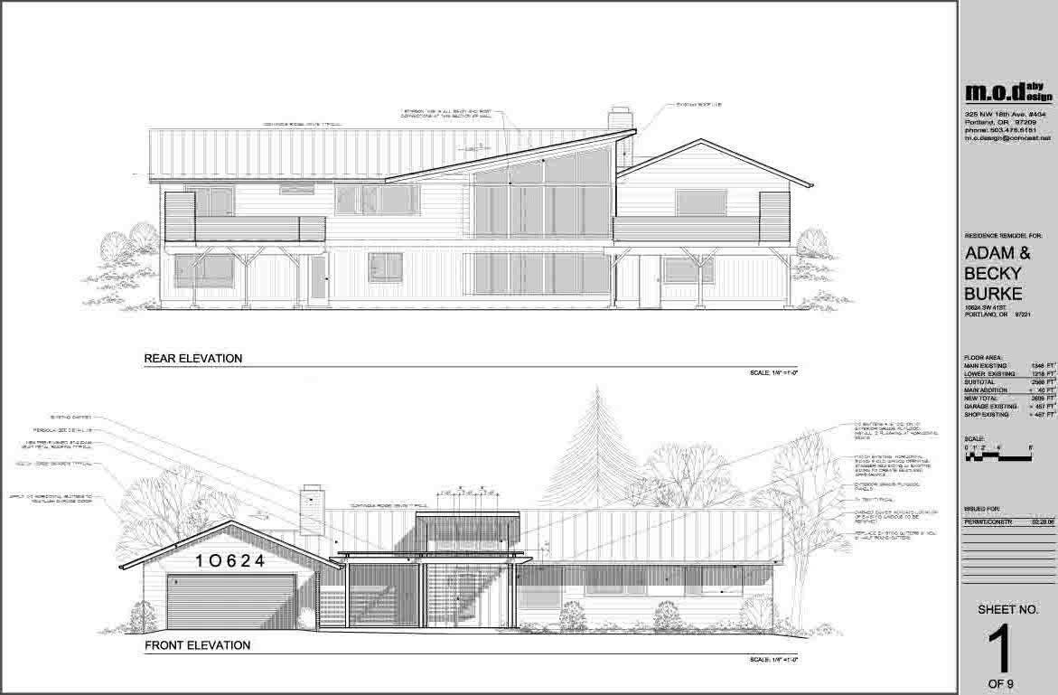 Modern house elevation drawings android iphone prevnav nextnav image 8 of 16 click image to enlarge
