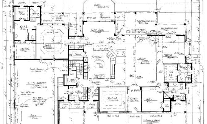 21 Fresh Floor Plans For Modern Houses House Plans 46269