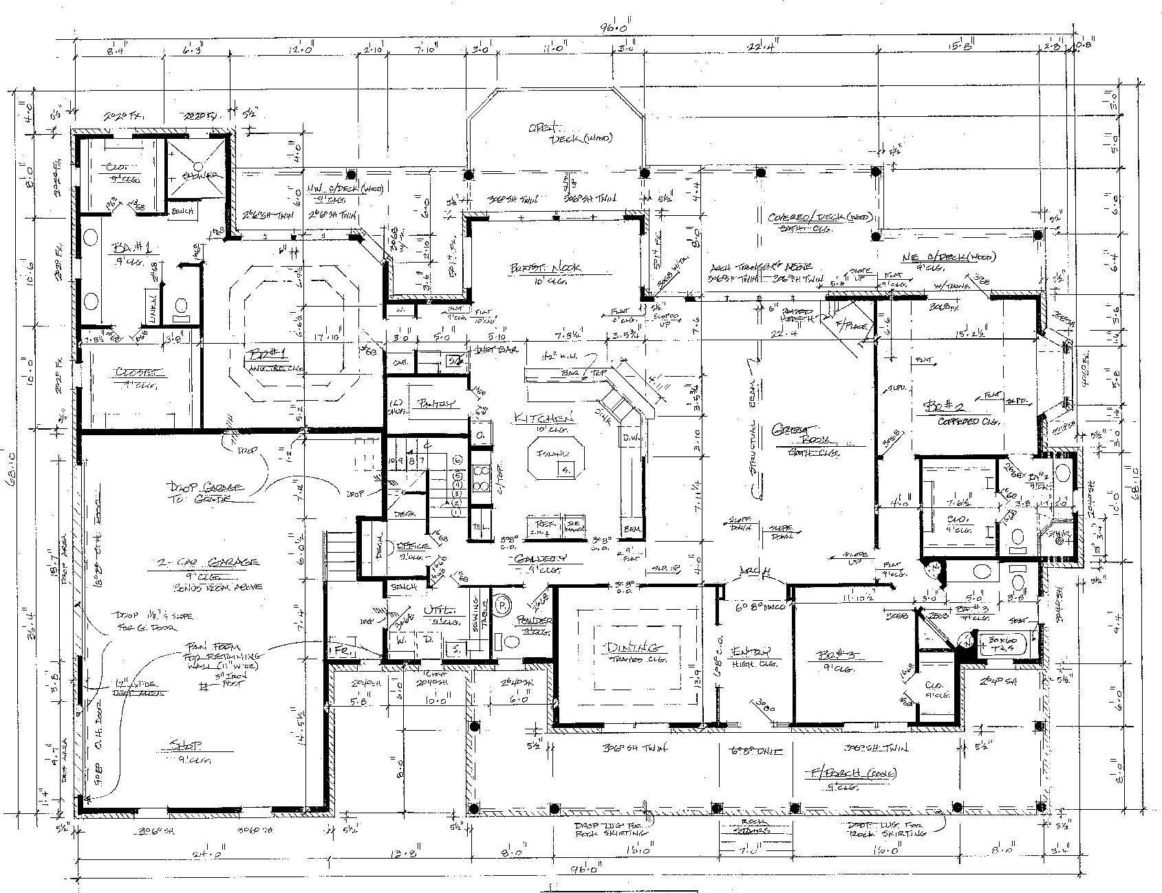 modern house floor plans cost build home decor qarmazi house - Plans For Houses