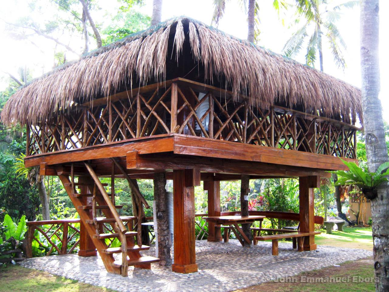 Nipa Hut Floor Plan And Designs In The Philippines Joy