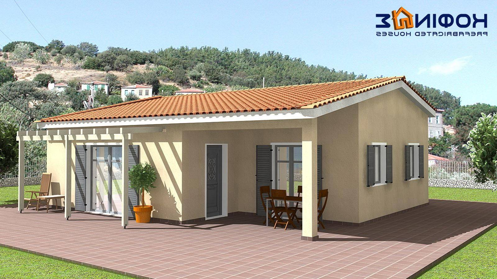 Modern House Plans Single Storey Modern House
